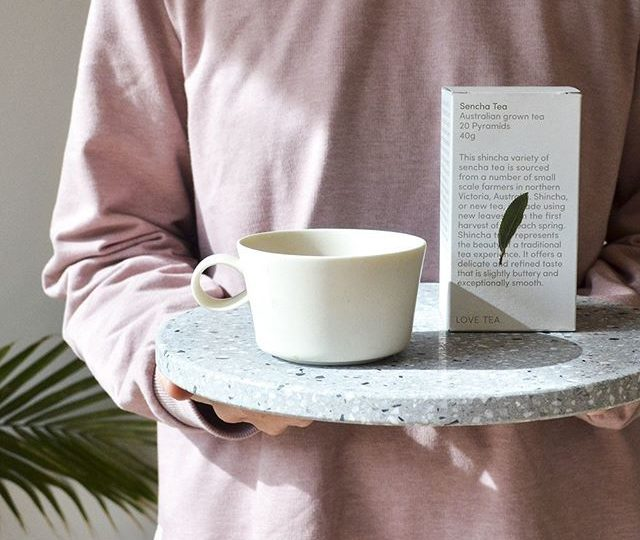 Australian Sencha Tea