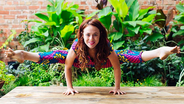 An interview with Yoke Yoga instructor Kristiarne
