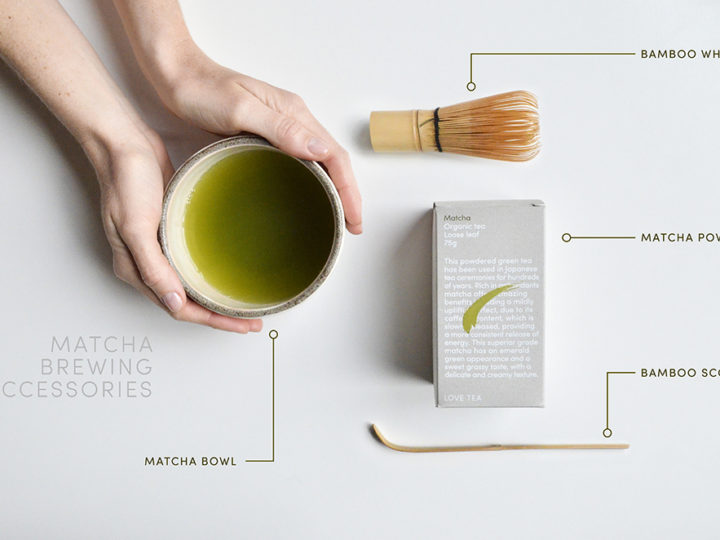 The benefits of consuming Matcha